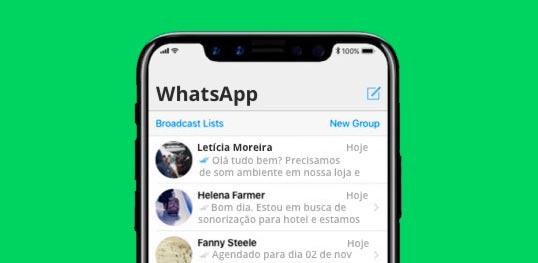 instalação de cameras whatsapp